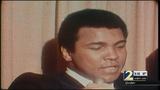 Muhammad Ali fought Atlanta mayor in 1975