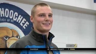 Travis Marshall (Chattahoochee): 2012 Athlete of the Year