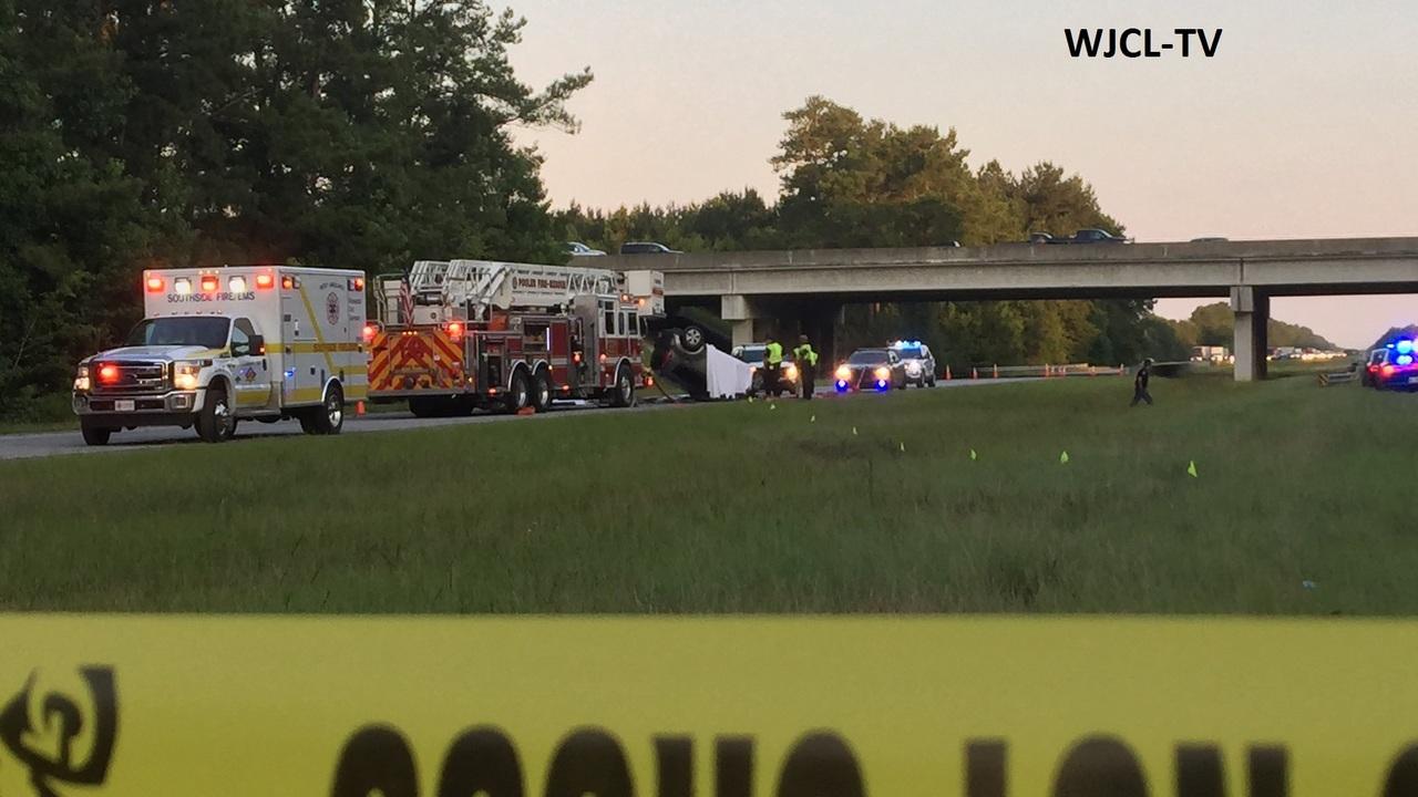 5 dead in head-on crash near Savannah | WSB-TV