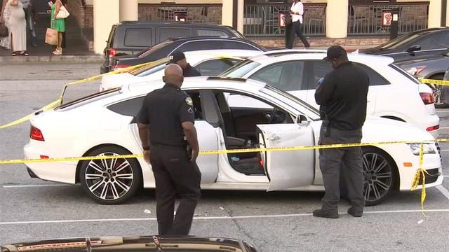 Woman shot during attempted robbery at lenox square wsb tv