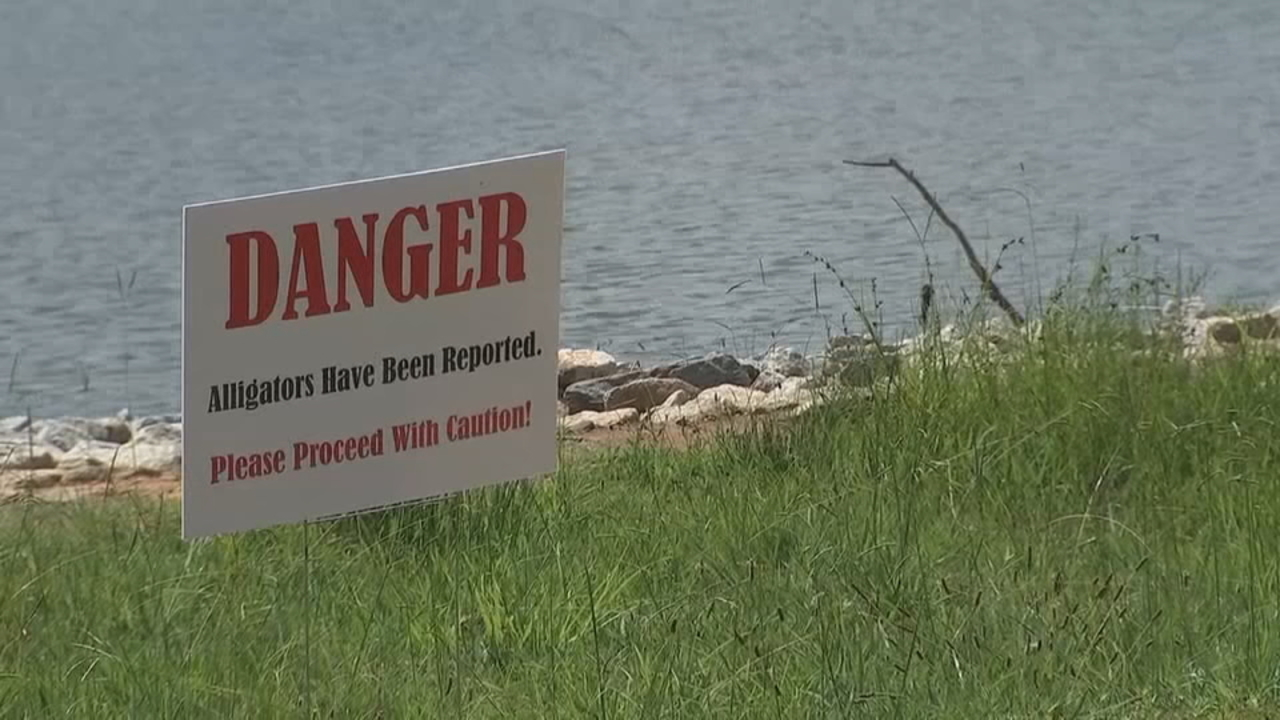 Fayette County urges visitors to beware along Lake McIntosh