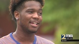 Teen who biked six hours to college: 'I thank God every day'