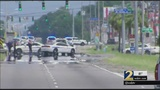 Atlanta police reacts to shooting in Baton Rouge
