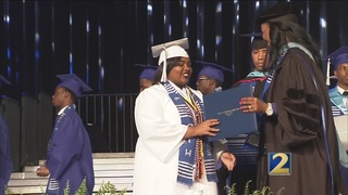 Gates Millenium Scholar traces her success to school supplies