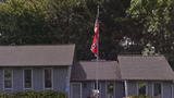 Roswell officer fired over confederate flag in her yard