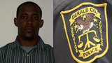Officer Evan McWhite turned himself in to deputies at the DeKalb County Jail after he admitted to buying one gram of cocaine for $40 while on duty and in uniform in February.