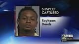 Suspect in Eastman, Georgia officer killing arrested