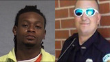 Suspect in Georgia officer's shooting death arrested