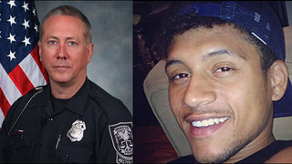 Hearing underway for former officer accused of killing naked, unarmed veteran