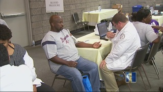 CHAMPS offers free health screenings for men