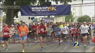 Winship Win the Fight 5K raises money for cancer research