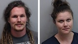 Vaughn and Tarver are facing charges of possession of marijuana with intent to distribute.