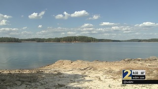 Lake Lanier hits lowest level in nearly 4 years