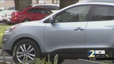 Jurors get up close look at vehicle where Cooper Harris died