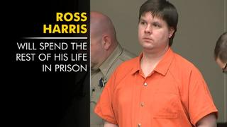 Ross Harris sentenced to life in prison for son