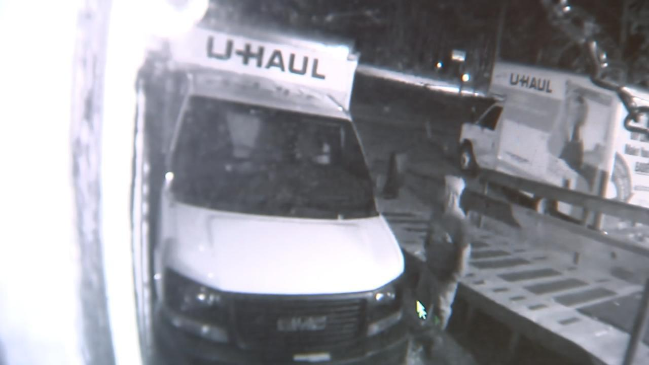 U-Haul business owner says thieves using stolen trucks for