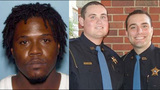 Manhunt for Minquell Lembrick accused of shooting two officers in Americus