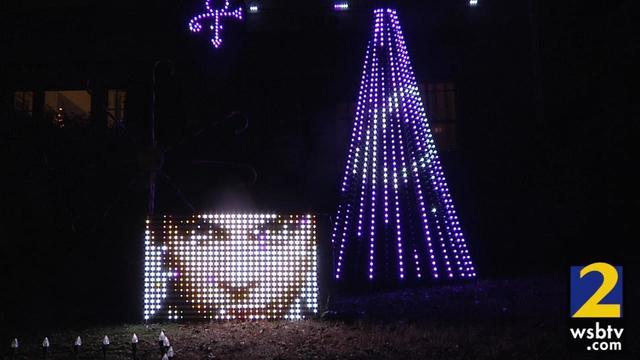 Dozens of Atlanta homes showcase crazy Christmas lights with music | WSB-TV - Dozens Of Atlanta Homes Showcase Crazy Christmas Lights With Music