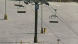 Woman died after falling off ski lift in Colorado.