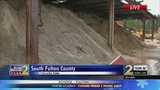 Fulton County finishes prepping roads ahead of winter storm