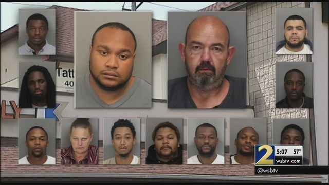 Cobb County gang, drug bust sends 13 people to prison | WSB-TV