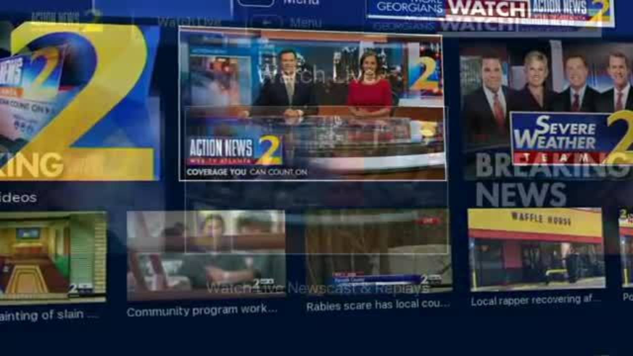 How-to guide: Roku, Apple TV, Amazon Fire | WSB-TV