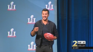 Luke Bryan, Lady Gaga prepare for Super Bowl