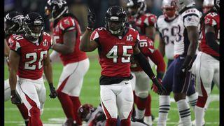 Atlanta Falcons agree to new deal with LB Deion Jones
