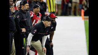Falcons coach Quinn: 'We ran out of gas