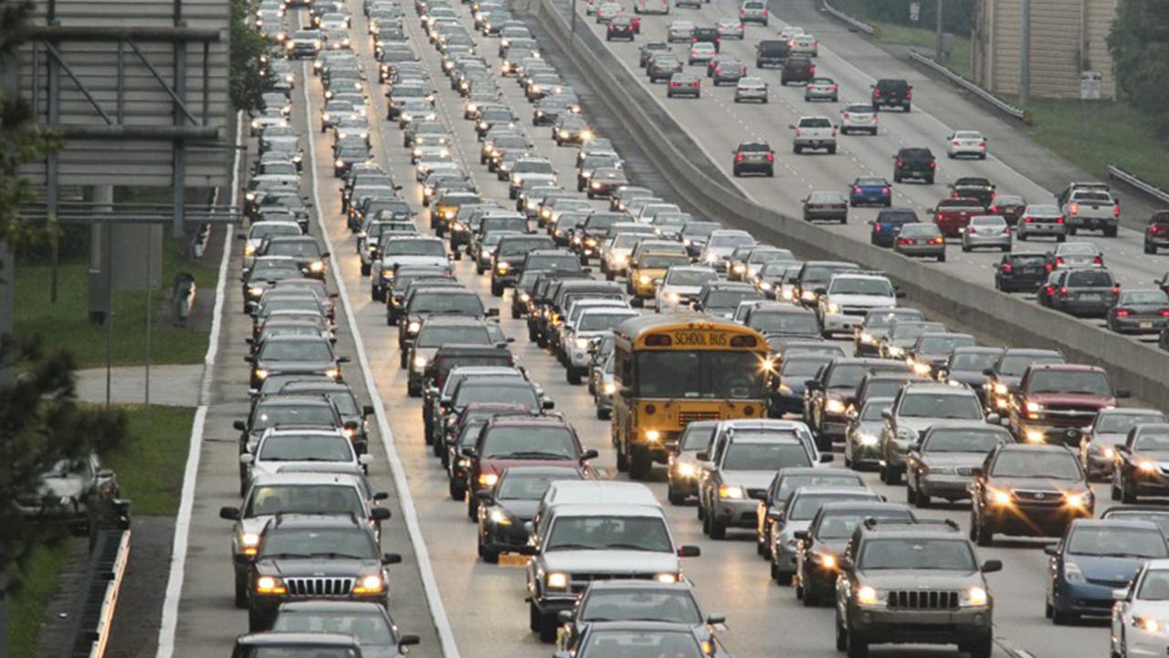 Αποτέλεσμα εικόνας για atlanta traffic