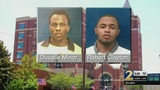 Two men serving time for armed robbery could get another trial