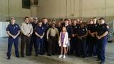 Plane crash survivors reunite with first responders