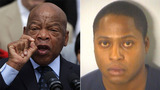 Man accused of threatening Rep. John Lewis: 'I will blow your head off'