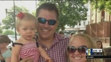 Fallen firefighter remembered as incredible husband, father