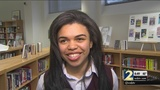Once-homeless APS student surprised with a scholarship