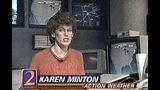 RAW: Meteorologist Karen Minton remembers the 'Blizzard of 93'