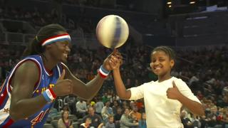 Harlem Globetrotters offer FAM2FAM discount
