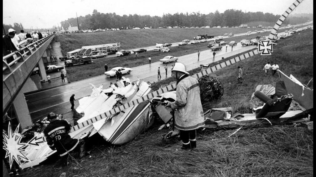 Photos: Atlanta traffic disasters of the past - (1/17)