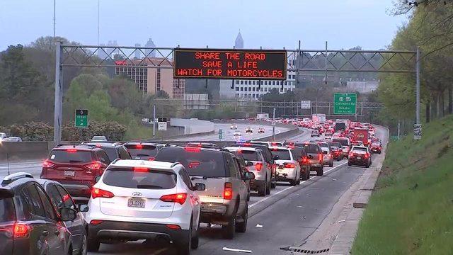 Atlanta Bridge Collapse Alternate Routes To Get You