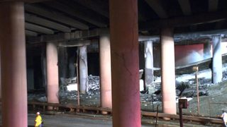 8 things to know about the fiery I-85 bridge collapse