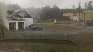 NWS: At least 5 tornadoes Monday, 2 Wednesday in north Georgia