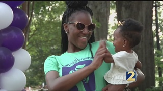 Metro Atlantans March for Babies