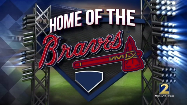 image regarding Atlanta Braves Schedule Printable called ATLANTA BRAVES 2019 Agenda: Braves launch 2019 routine