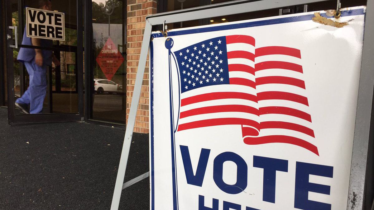 Absentee Sets Record for Midterm County Offices Open Saturday for Absentee Voting