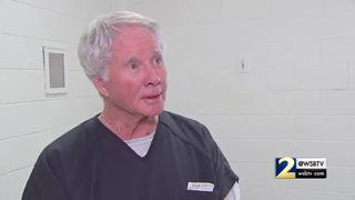 RAW: Tex McIver says wife