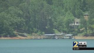 Low Lake Lanier levels impact metro