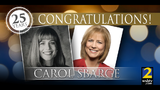 Carol Sbarge is celebrating 25 years at WSB-TV!