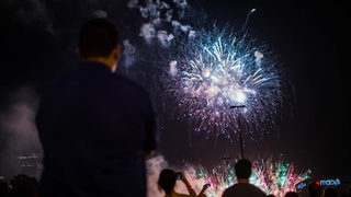 Top things to do: When, where to watch fireworks, silent disco