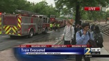 Fire forces MARTA passengers to evacuate train