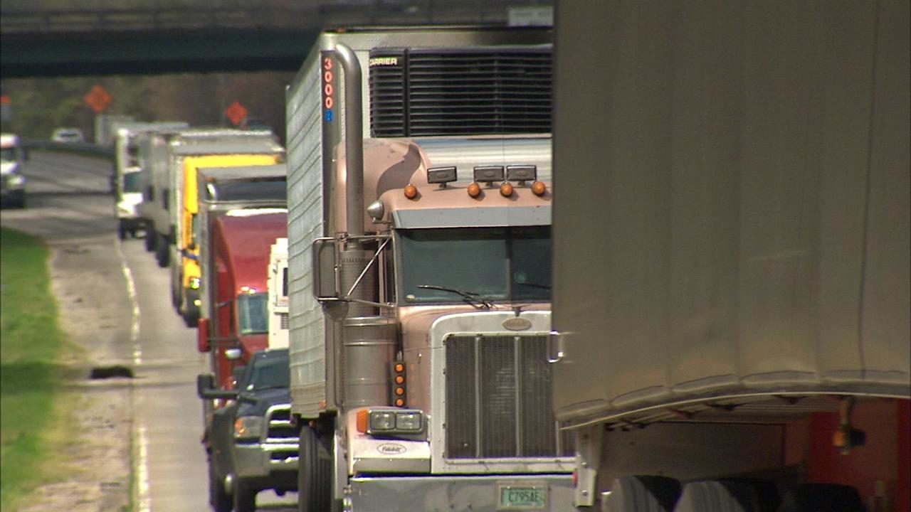 Thousands of truckers caught driving on Georgia roads with